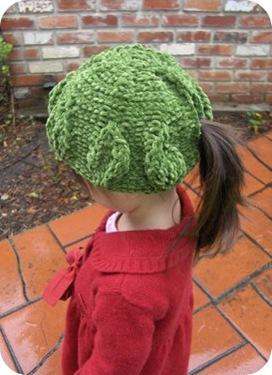 Sunny Stitching: Slouchy Hat Crochet Pattern