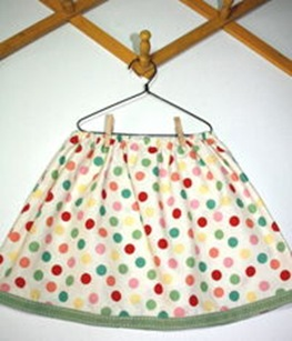 Down Our Country Road: ~Tutorial - A Child's Bandana Skirt ~