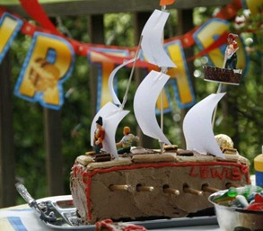 Budget Friendly Pirate Party