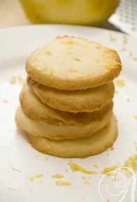 Lemon Butter Cookies Recipe