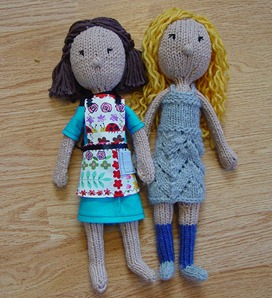Free Patterns For Knitted Dolls : KNIT PATTERN DOLL FREE 1000 Free Patterns