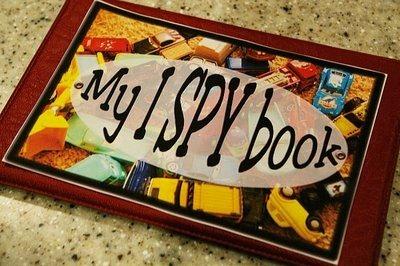 DIY I Spy Book