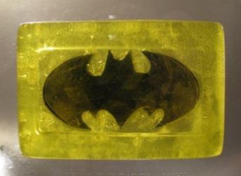 Batman Soap Tutorial