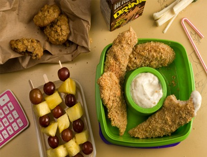 lunch chicken tenders