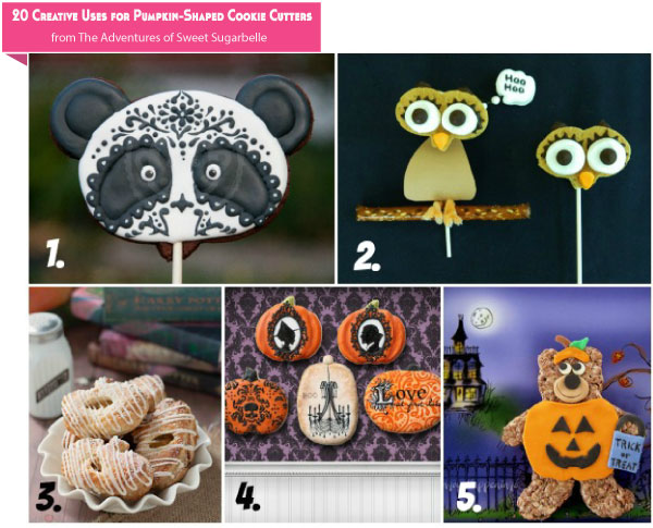 20 Creative Uses for Pumpkin-Shaped Cookie Cutters