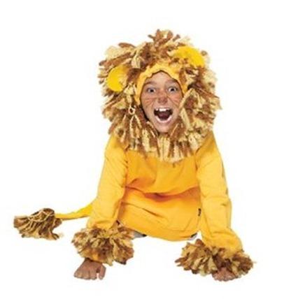 lionhoodiecostume