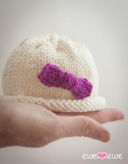 preemie baby hat pattern ewe ewe