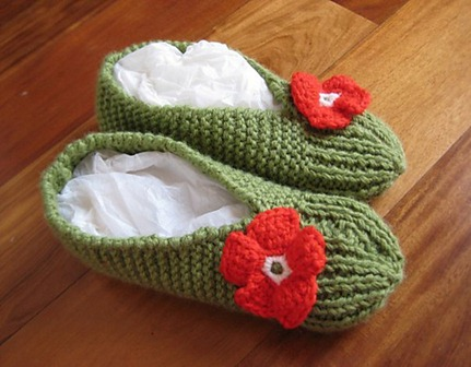 slippers by beatrrice cavicchioli